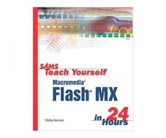 Macromedia Flash MX in 24 Hours