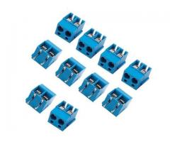 2-Pin Plug-in Terminal Block Connector 5.08mm