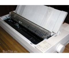 Отличный принтер Epson LX-1050