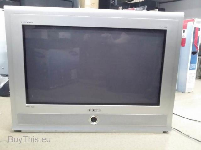 Телевизор Samsung Plano 29 дюймов 100Герц - 1/1