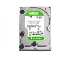 "3.5"" HDD Western Digital 1TB 32MB Cashe"