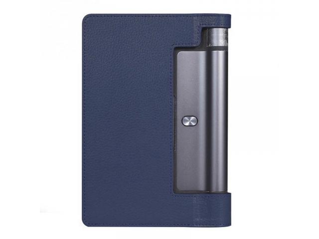 Lenovo Yoga Tab 3 10.1 PU Leather Cover Smart Case - 1/2