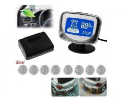 Car Parking System With LCD monitor and 8 Radar Sensors