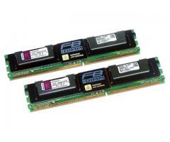 Серверная память Kingston DDR2 5300F