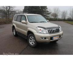 Toyota Land Cruiser 120 2007