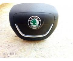 Подушка Airbag в руль Skoda