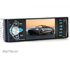 """Автомобильная магнитола с экраном 4,1"""" USB"""