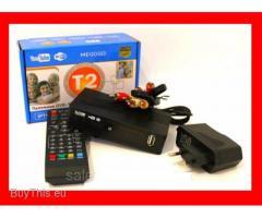 Приставка Тюнер Т2 ресивер цифровой MeGoGo DVB-T2 Т9 с Wi-Fi и USB