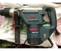 Перфоратор Bosch GBH 4 DFE