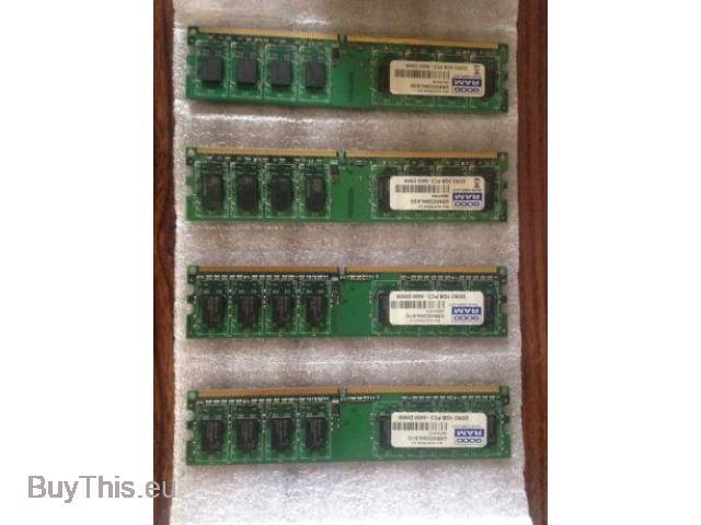 Продам ОЗУ, оперативную память, ddr2 - 1/1