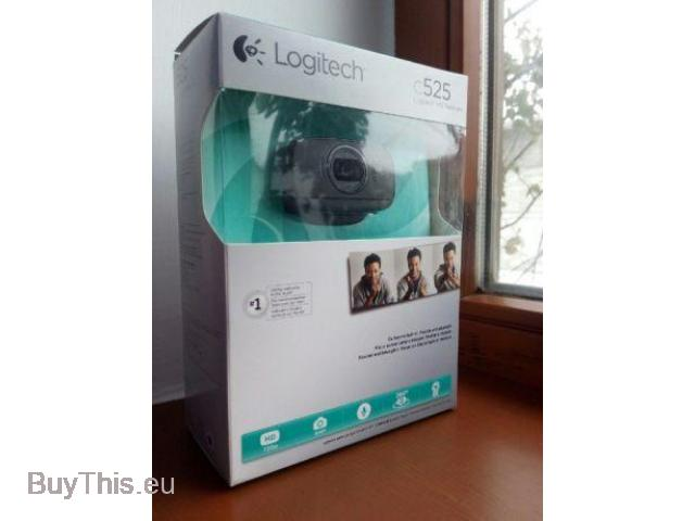 Logitech HD Webcam C525 - 1/1