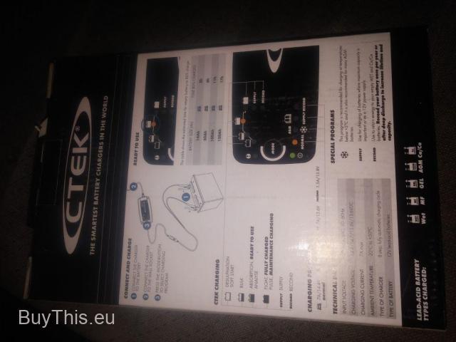 Зарядное устройство MXS 7.0 стек - 3/3