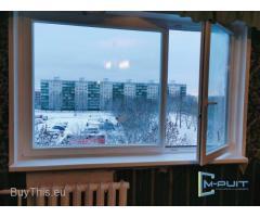 Продажа и установка пластиковых и деревянных окон, дверей