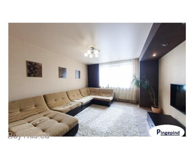 Натяжные потолки по доступным ценам. При заказе всей квартиры,потолок в ванну в подарок 56931612 - 1/1