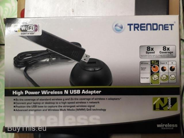 Адаптер WIFI TEW-645UB - 2/2