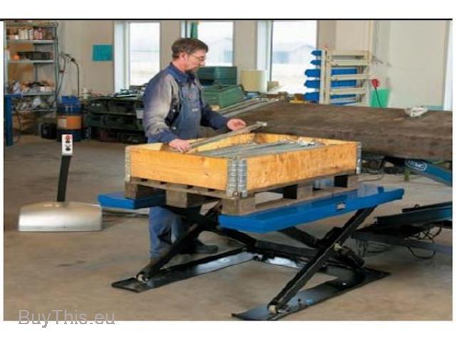 21-32-131 Электрогидравлический подъёмный стол U-формы NH HTF-U - 1/4