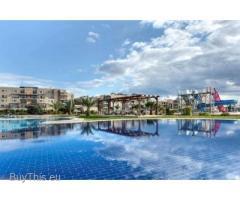 Роскошная квартира на берегу моря,  песочный пляж комплекса!