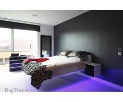 Парящая кровать !!!