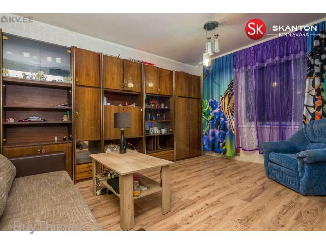 продается квартира со всей мебелью что на фото недалеко от тарту - 1/4